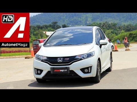 Test drive Honda Jazz RS 2014 Indonesia by AutonetMagz