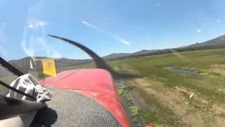 Download Airplane Crash In-Cockpit Footage: Stinson 108-3 3Gp Mp4