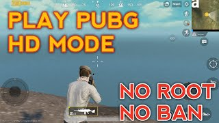 Redmi Note 6 Pro | Play Pubg in HD Mode + HIGH FPS - NO BAN, NO ROOT | BEST SETTINGS FOR PUBG IN HD
