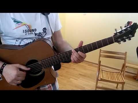 Dobrze Cię Znam -  Nauka Gry Na Gitarze