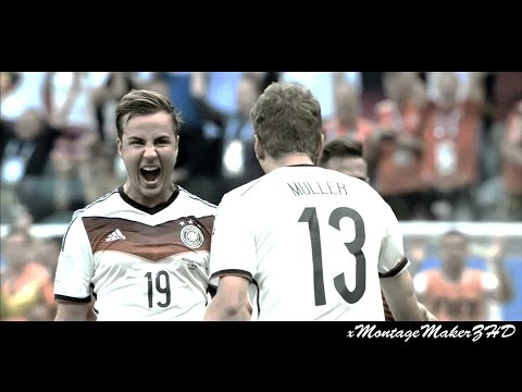 World Cup 2014 - Highlights & Moments