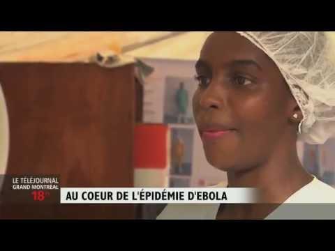 Ebola : Sophie Langlois à la rencontre de travailleurs de MSF à Conakry
