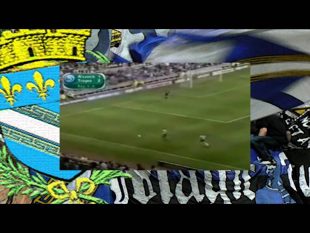 Newcastle 4 - 4 Troyes ( Intertoto 2001 )