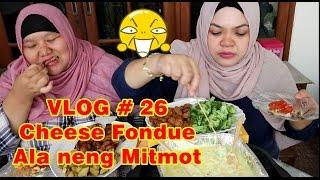 Bikin Cheese Fondue ala Mita
