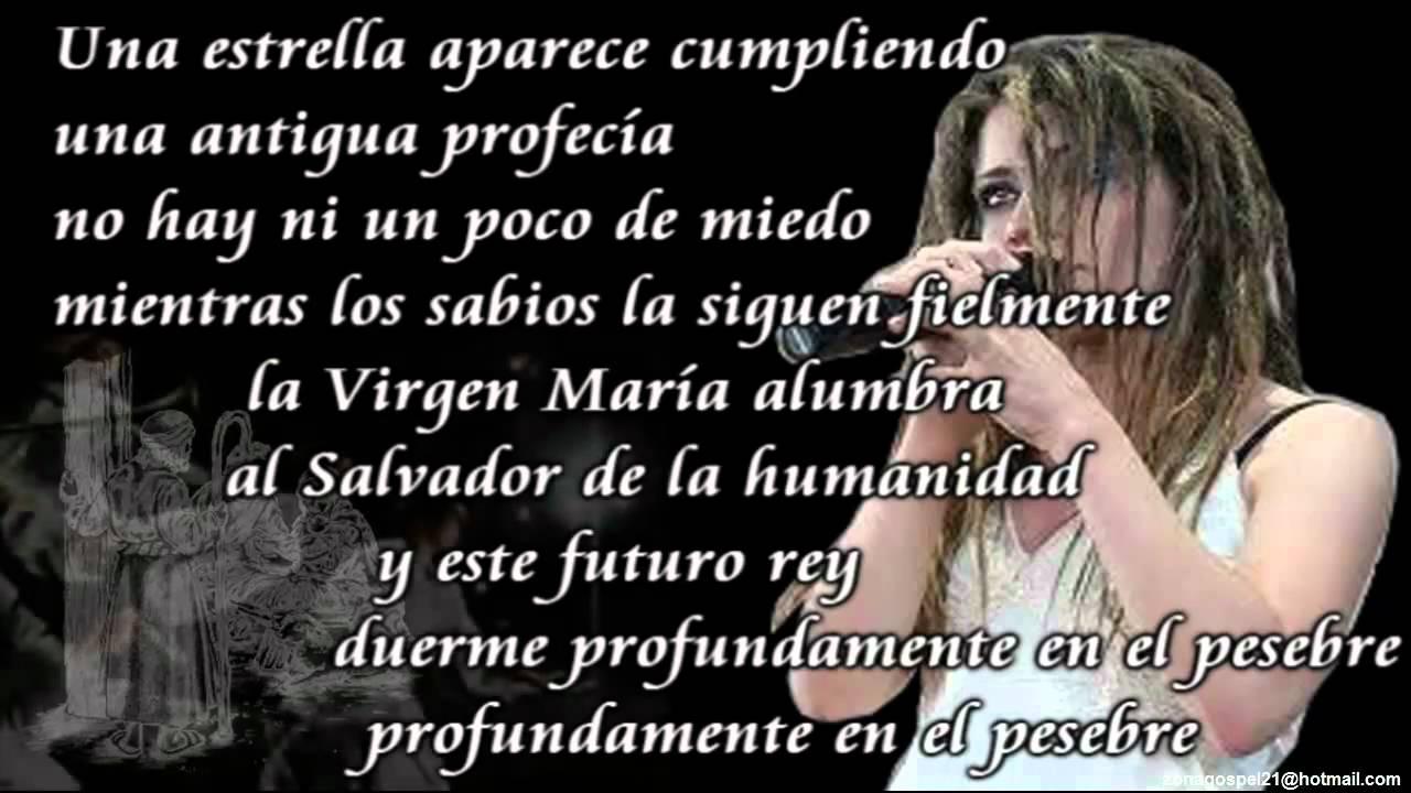letra de dont lie en espanol: