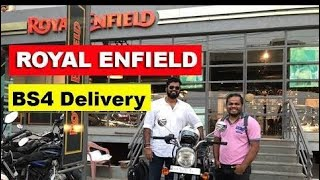 Royal enfield standard 500 Delivery video | most satisfying video ever | bike delivery | suhaib vk