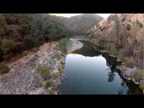 PARAMOTOR ADVENTURE FLIGHT: Over The Tuolumne Canyon!