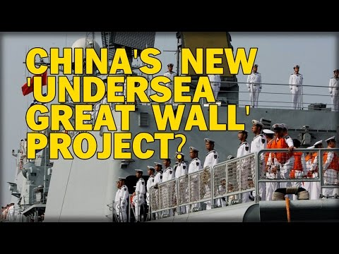WHOA! WHAT'S UP WITH CHINA'S NEW 'UNDERSEA GREAT WALL' PROJECT?