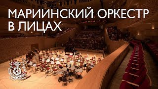 Мариинский оркестр в лицах Musicians Of The Mariinsky Orchestra