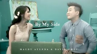 Maudy Ayunda Duet With David Choi By My Side Official Audio Clip