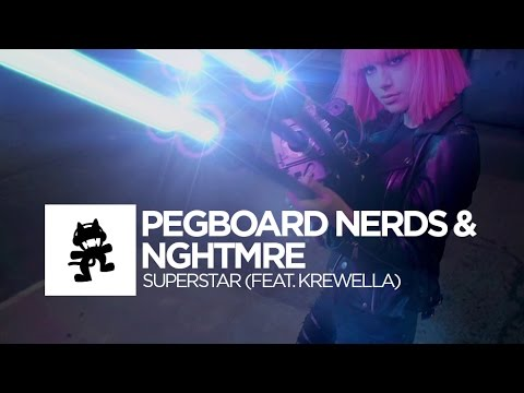 Pegboard Nerds & NGHTMRE ft. Krewella Superstar new videos