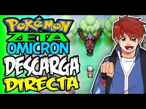 Pokémon Zeta & Omicron [Analisis / Descarga Directa] Proyecto Exitoso! 2014 .
