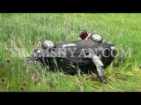 Խոշոր ավտովթար Լոռու մարզում. 20-ամյա վարորդը Toyota-ով հայտ....