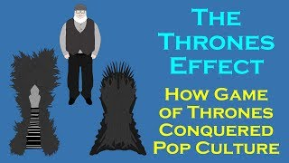 The Thrones Effect: How Game of Thrones Conquered Pop Culture
