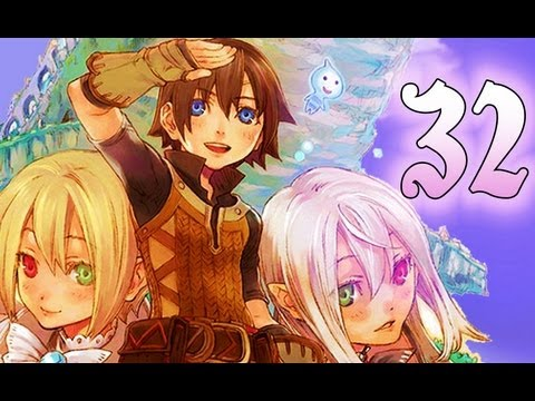 Rune Factory Frontier (Wii) Playthrough 【32】 : Mountain Road Tree
