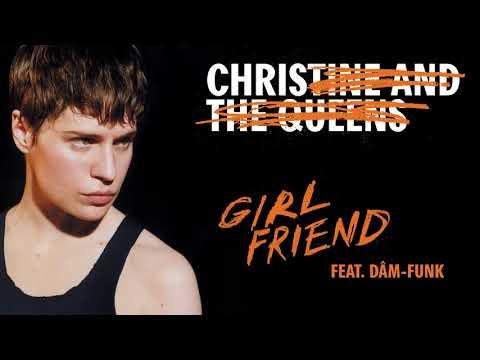 Girlfriend (feat. Dâm-Funk)