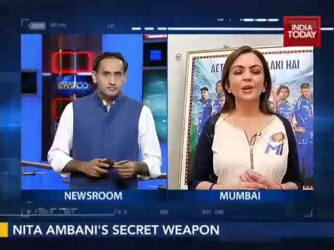 Mumbai Indians' co-owner Nita Ambani's secret weapon
