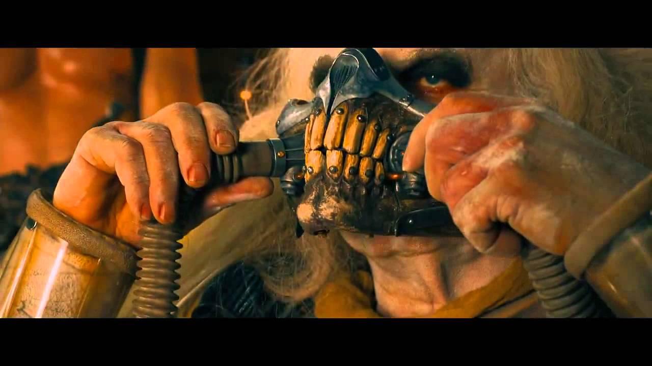 Immortan Joe from Mad Max: Fury Road
