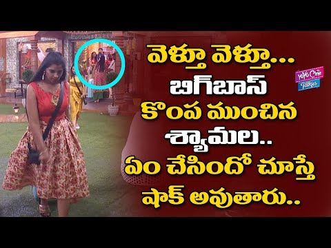 Shyamala About Bigg Boss Telugu Season 2 | Tejaswi, Kaushal | Nani | Episode 29  | YOYO Cine Talkies