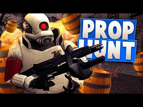 SO MANY PUNS! | G Mod Prop Hunt