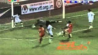 Việt Nam 2-1 Qatar (Vòng loại World Cup 2014)