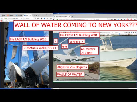 NWO Architect EXPOSED: The WAVE Coming To New York
