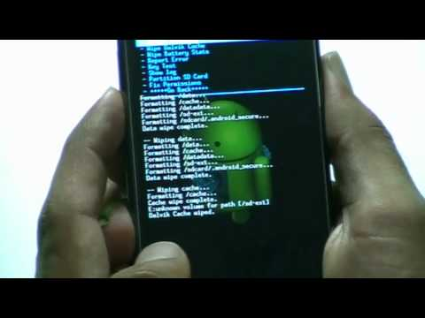 Install Jelly Bean on Galaxy S i9000 [How TO - Official Rom - Android 4.1]