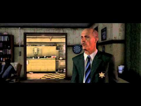 La Noire Debut In Game Trailer Hd