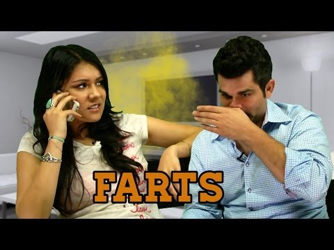 Breaking the Barrier: When to Fart in Front of Your Significant Other | DAILY REHASH | Ora TV