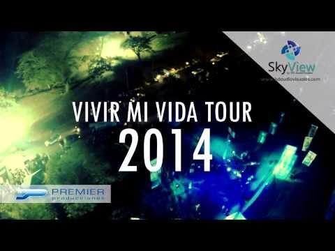VIVIR MI VIDA TOUR NICARAGUA- Tomas Aéreas SKY VIEW by HD AudioVisuales