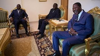 Batı Afrika ülkeleri Burkina Faso'da Aracılık Için Devreye Girdi