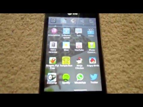 Как сделать скриншот на телефоне lg l65