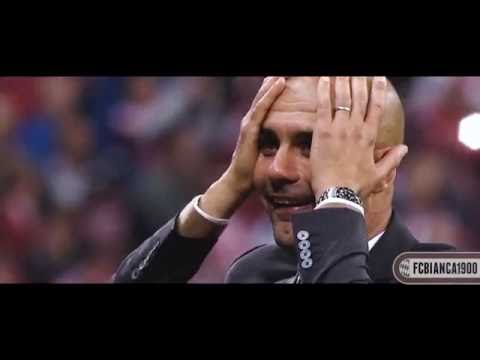 A Tribute to Pep Guardiola • FC Bayern 2013-2016