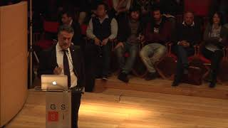 Eugenio Coccia (Rettore GSSI) -  GSSI, Inaugurazione A.A. 2017/18