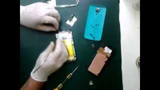 Como desmontar o Moto G 2
