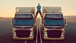 Van Damme Volvo Trucks Ad - The Epic Split