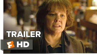 Can You Ever Forgive Me? Trailer #1 (2018) | Movieclips Trailers