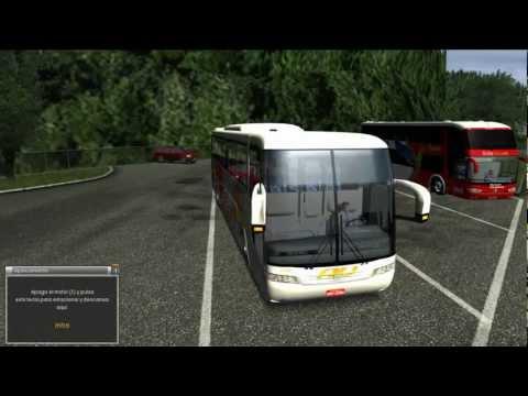 autobuses para german truck simulador