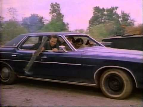 Terror Squad Epic Car Chase Chuck Connors 1988