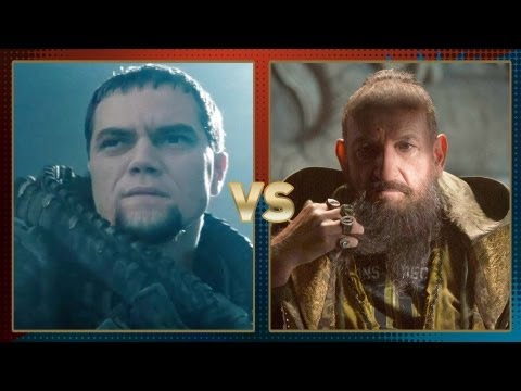 General Zod vs. The Mandarin: Fanboy Faceoff 2013 Supervillain Showdown Finals!