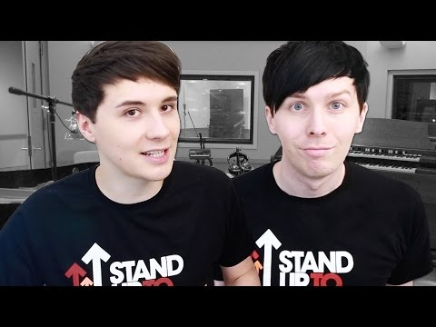 Dan and Phil's charity single for Stand Up To Cancer! (Bonus)