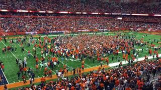 Syracuse Orange Football Dino Babers Post-Game Clemson