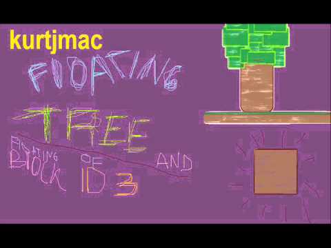 Floating Tree | Floating Block of Dirt - kurtjmac