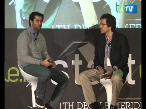 Satyan Gajwani on Times Internet shifting focus from content to product & technology - YouTube