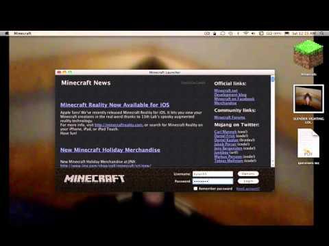 Minecraft Hacked Client 1.4.5 Nodus - How to Get/Update Nodus - (MAC) Full Tut.