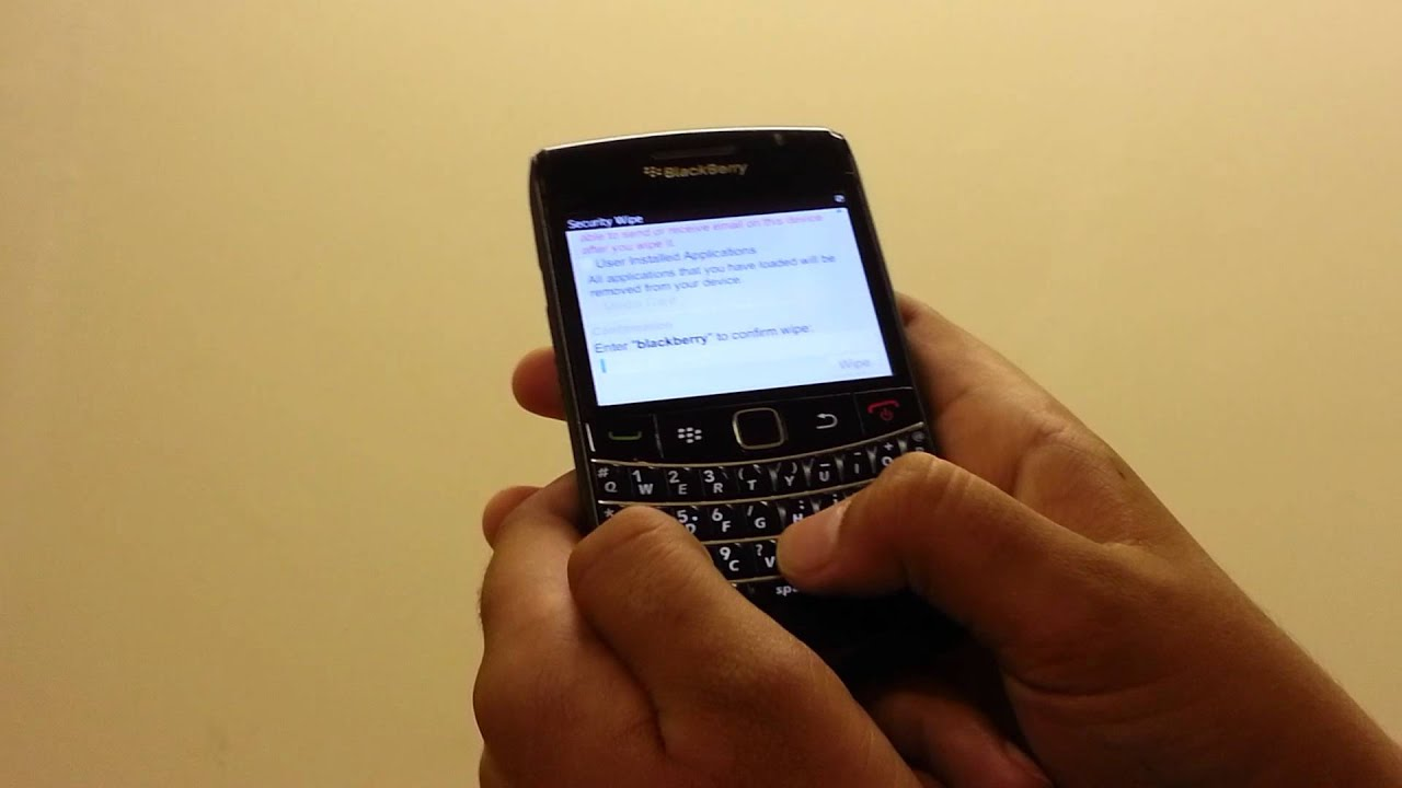 Find My BlackBerry Phone - BlackBerry Protect Login