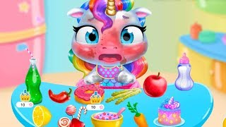 My Baby Unicorn Fun Newborn Pony Pet Care Kids Game - Cute Pet Care & Makeover Games By TutoTOONS