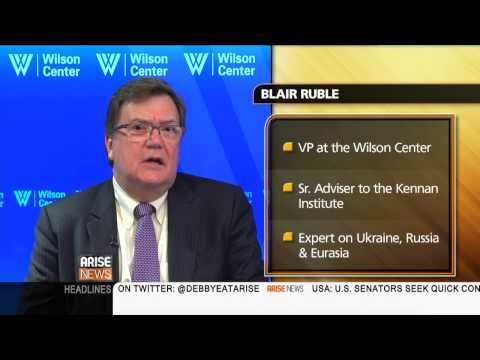 ARMS CONTROL TREATY VIOLATED WITH BLAIR RUBLE 07/29/14
