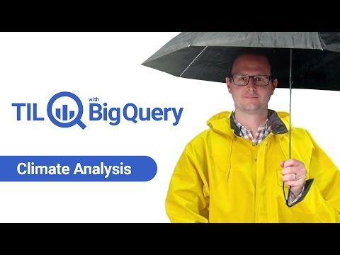 Investigating Global Temperature Trends with BigQuery and Tableau - TIL with BigQuery