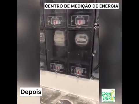 EDIFÍCIO FLAVIA - ADEQUAÇÃO ELÉTRICA - SPRING ENERGY